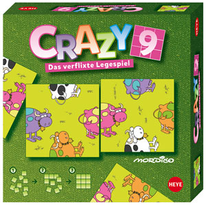 Crazy9 Mordillo Cows